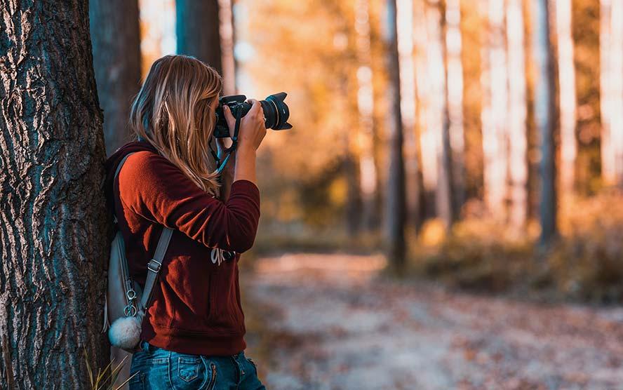 Camp Photographer